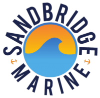 Sandbridge Marine Construction Logo